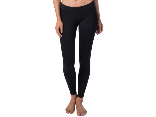 Rip Curl G Bomb Pantalones Largos Mujer, negro